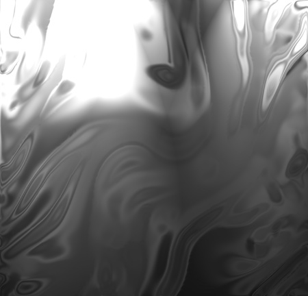 liquefy: Silver metallic background with soft reflections on it