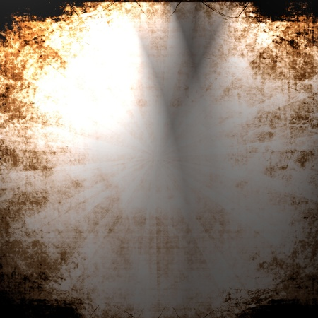 Grunge filmstrip with some stains on it Stock Photo - 10341656