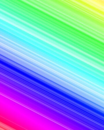IT background: rainbow background with some smooth lines in it Stock Photo
