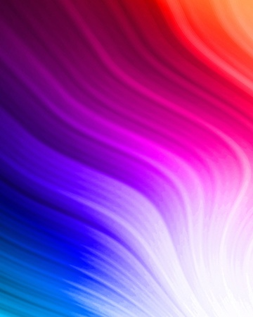 rainbow background with some smooth lines in it Stok Fotoğraf