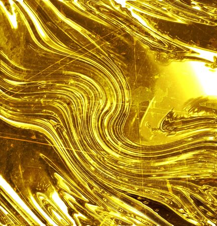 molten honey with some smooth lines in it photo