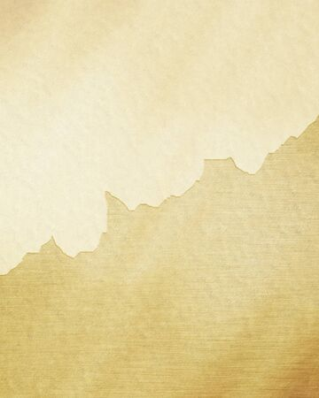 Old paper texture with spots, stains and soft folds Stock Photo - 14670846