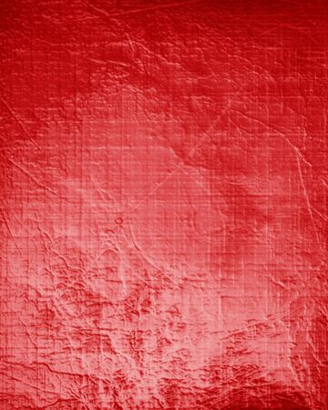 Red background with some shades and damaged surface photo