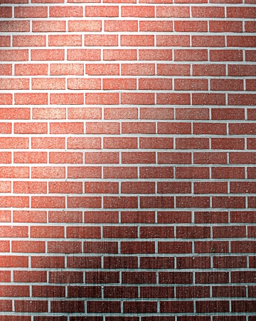 Grunge brick wall with some damage and cracks Stock Photo - 14840878