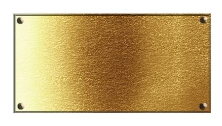 placa bacteriana: Placa de oro o de cobre con algunas luces reflejadas y reflexiones