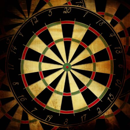 Dartsboard background photo