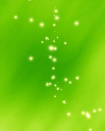 Green and fresh background with soft highlights and sparkles Stock Photo - 14949213