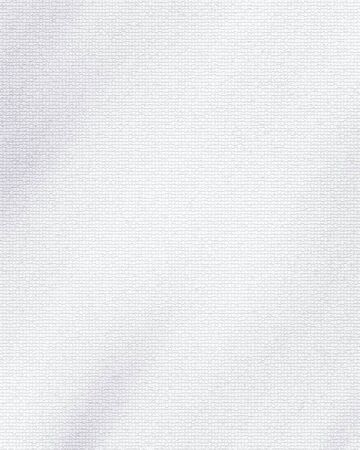 white fabric texture: White woven texture with some soft highlights and shades Stock Photo