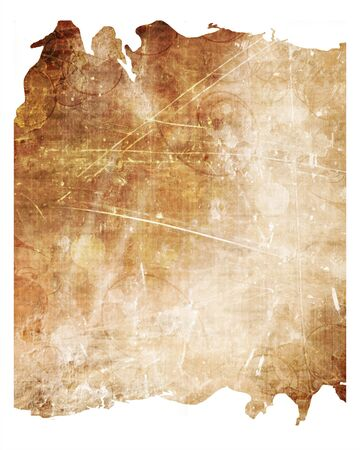Old paper texture with some stains on it photo