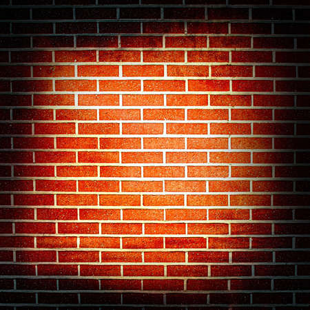 Grunge brick wall with some damage and cracks Stock Photo - 15612797