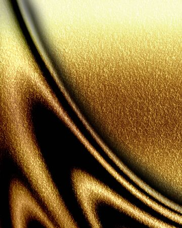 Golden background with some reflected light and highlights Stock Photo - 15612764