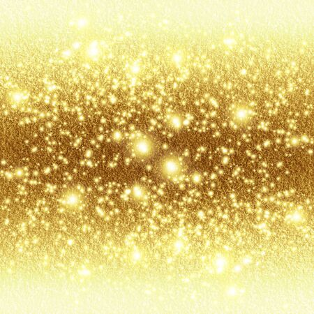 Golden background with some reflected light and highlights Stock Photo - 15612778