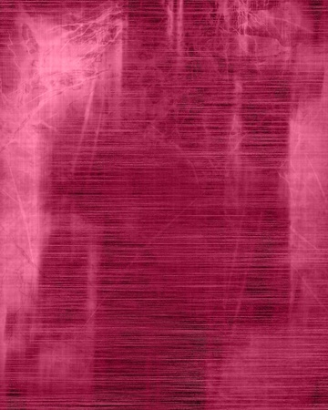 Pink background texture with some stains and grunge effects photo