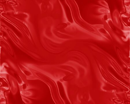 silky velvet: Red silk background with some soft folds and highlights