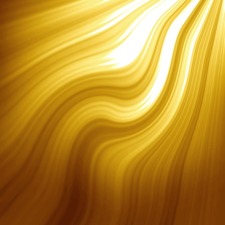 Golden christmas or festive background with soft highlights and  shades photo