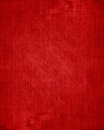red stripe: Red background with some shades and damaged surface Stock Photo