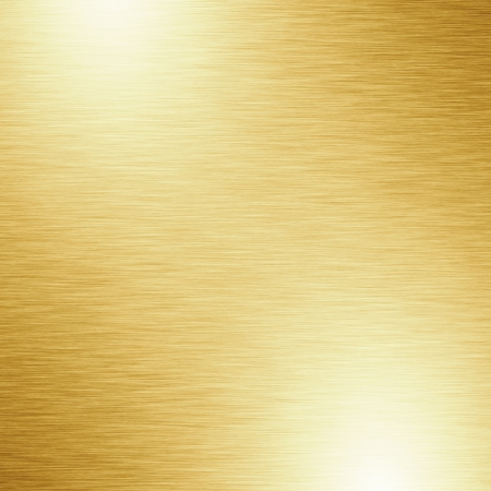 solid background: Brushed metal plate with reflected light