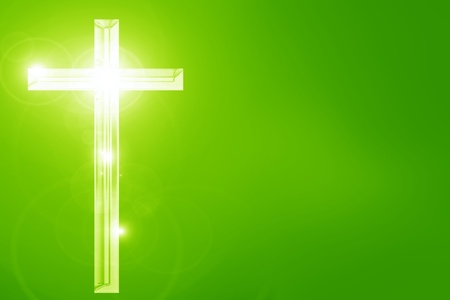 jesuit: Christianity representation with the symbol of a cross