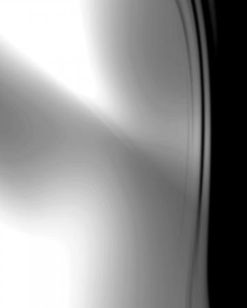 いくつかの反射とハイライト ブラシをかけられた金属のテクスチャ 写真素材