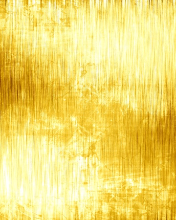 Golden background with some reflections and line effects Stock Photo - 21878755