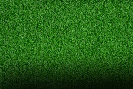 synthetic: Green and fresh grass background with soft highlights Stock Photo