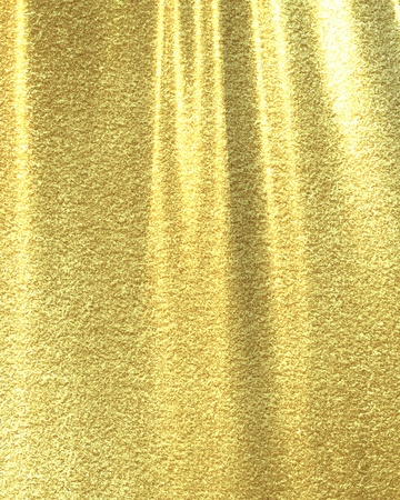 golden background texture with some fine grain in it photo