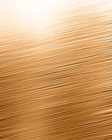 golden background texture with some fine grain in it Stock Photo