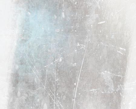 brushed aluminium: Brushed aluminium metal plate with reflection on it Stock Photo