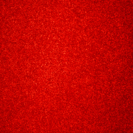carpet flooring: red carpet background texture with some fibres in it Stock Photo