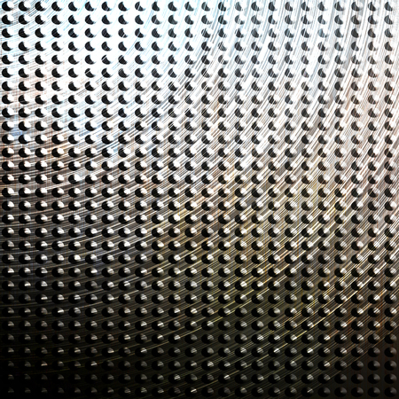 metal background texture with some shades and highlights on it Stock Photo - 22226311