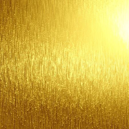 wallpaper copper gold golden: golden panel with some fine grain in it Stock Photo