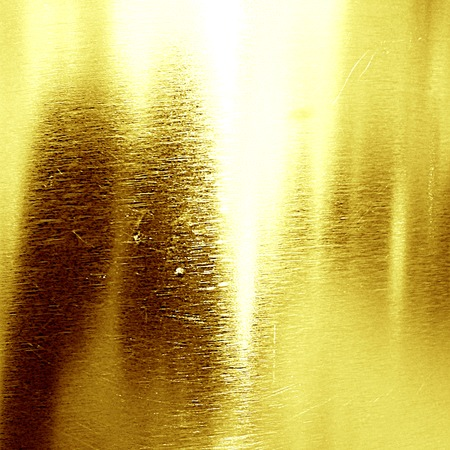 golden background texture with some fine grain in it Stock Photo - 22574616