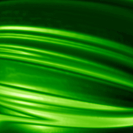 fresh green paint background with some smooth lines in it photo