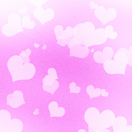 abstract background with some hearts on it photo