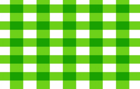 green picnic cloth with some squares in it photo