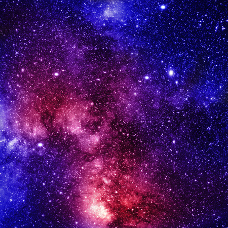 colorful and beautiful galaxy somewhere in deep outer space Stock fotó - 22953952