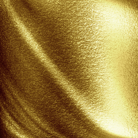 golden panel with some highlights and shades on it Stock Photo - 22999739
