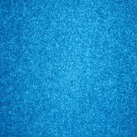 blue carpet background texture with some fibers in it photo