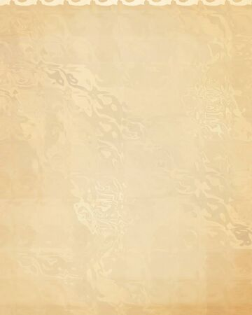 vague: Old paper texture with some vague spots on it Stock Photo