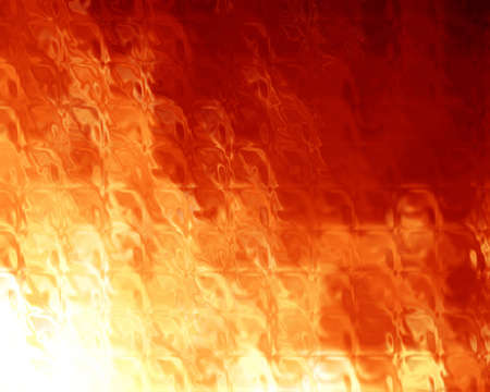 reflected: abstract fire background with some smooth lines in it