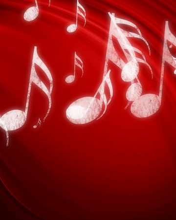silky velvet: Red silk background with some smooth folds and highlights Stock Photo