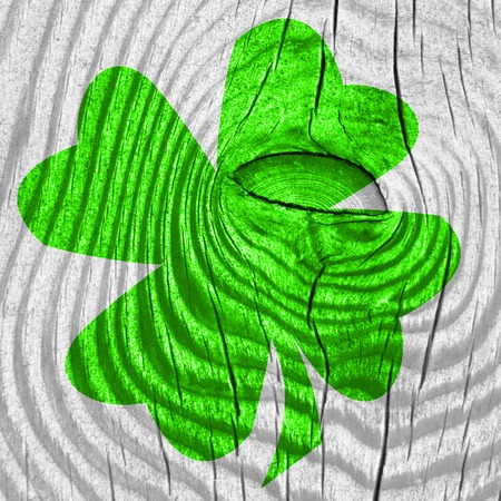 st patric: St patricks day background with some smooth lines
