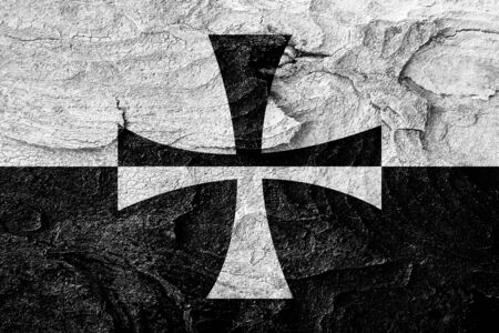 teutonic: Teutonic knights with some soft highlights and folds Stock Photo