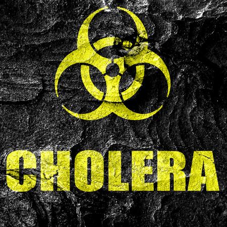 colera: El c�lera concepto de fondo con unas l�neas suaves suaves