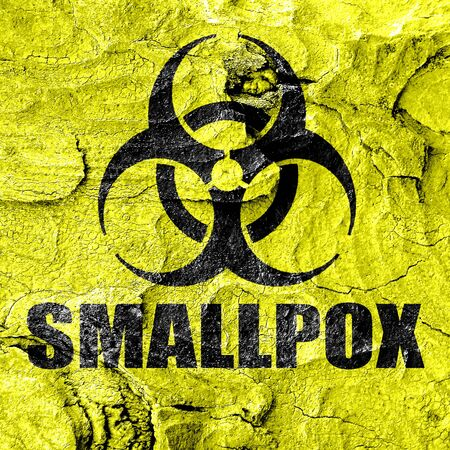 smallpox: smallpox concept background with some soft smooth lines