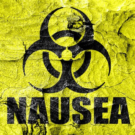 nausea: Nausea concept background with some soft smooth lines