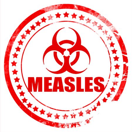 measles: measles concept background with some soft smooth lines