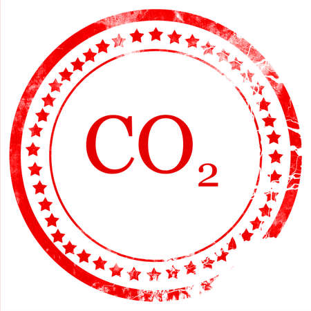 side effect: CO2 warning sign with yellow and black colors