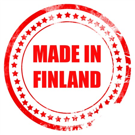 made in finland: Made in finland with some soft smooth lines