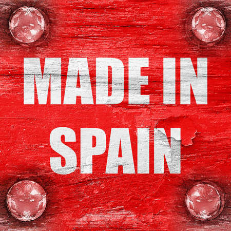 made in spain: Made in spain with some soft smooth lines
